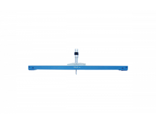 Глубиномер ГМС-100 с опорными планками 200 мм и 550 мм